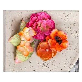 Prima Marketing und Petaloo Flores y hojas de Prima Marketing, 9 piezas