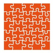 Marianne Design Prägefolder, Marianne Design, Motiv: Puzzle - nur noch 1 vorrätig!