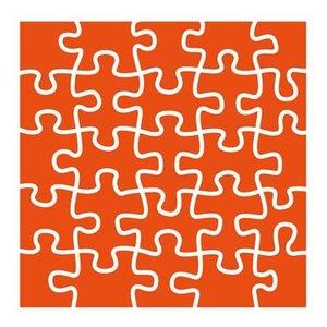 Marianne Design Embossing folders, Marianne Design, Design: Puzzel - slechts één beschikbaar!