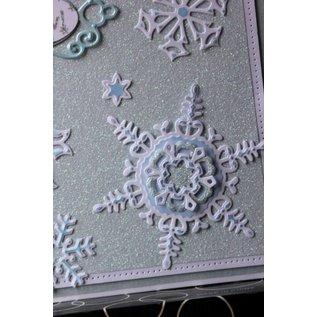 Spellbinders und Rayher Spellbinders stempelen en embossing stencil, metalen stencil Shapeabilities
