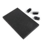 Sizzix Sizzix accessori, pezzi di spazzola & Foam Mat