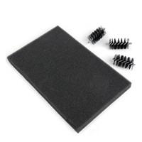 Sizzix accessori, pezzi di spazzola & Foam Mat