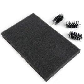 Sizzix Sizzix Tilbehør, Spare Brush & Foam Mat