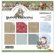 Yvonne Creations Designerblock, 15x15cm, Yvonne Creations