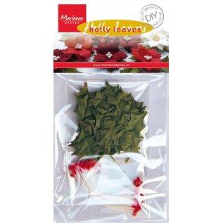 Embellishments / Verzierungen Knutsel een set voor het ontwerpen van hun eigen Christmas Rose