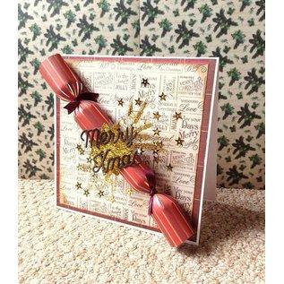 Karten und Scrapbooking Papier, Papier blöcke Designerblock, A5 Papierblock, a Letter to Santa