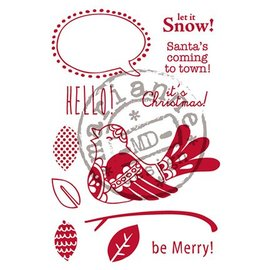 Marianne Design Clear Stamps, kerst motieven