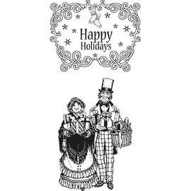 Marianne Design Les timbres en caoutchouc, des motifs de Noël