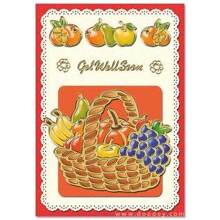 KARTEN und Zubehör / Cards Schemi di carte di lusso, 3 pezzi