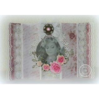 Joy!Crafts / Jeanine´s Art, Hobby Solutions Dies /  Stamping and Embossing stencil, Borders