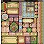 GRAPHIC 45 Graphic 45, ontwerper document, De Notenkraker