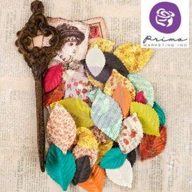 Embellishments / Verzierungen Ornamenti, foglie, Bella Rouge
