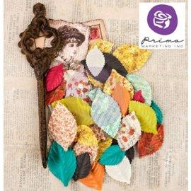 Embellishments / Verzierungen Ornaments, leaves, Bella Rouge