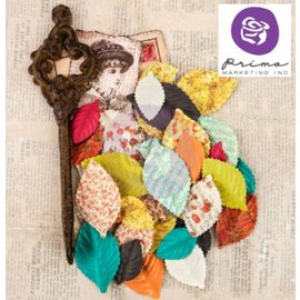 Embellishments / Verzierungen Verzierungen, Blätter, Bella Rouge