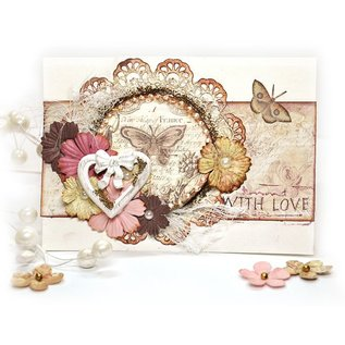 Embellishments / Verzierungen Ornamenten, bladeren, Bella Rouge