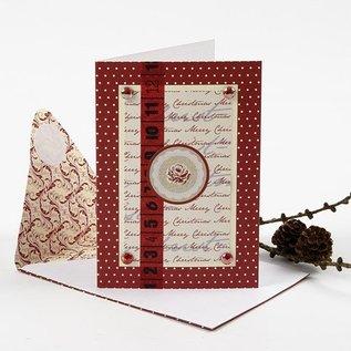 KARTEN und Zubehör / Cards Brief kaarten, kaartformaat 10,5x15 cm