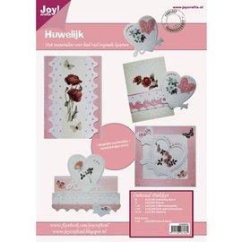 Joy!Crafts / Jeanine´s Art, Hobby Solutions Dies /  Set de artesanía para diseñar tarjetas de boda