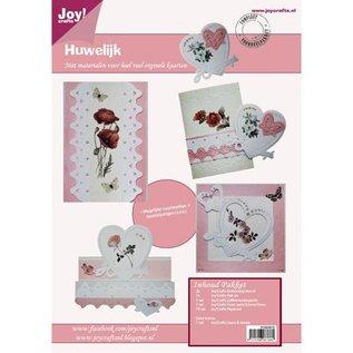 Joy!Crafts / Jeanine´s Art, Hobby Solutions Dies /  Bastelset zur Gestaltung von Hochzeitskarten