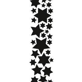 Marianne Design Estampación y embutición de la plantilla, Marianne Design estrellas