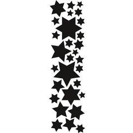 Marianne Design Stempelen en embossing stencil, Marianne Design sterren