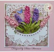 Sizzix Stanz- und Prägeschablone, Sizzix, ThinLits, Flower, Lilac