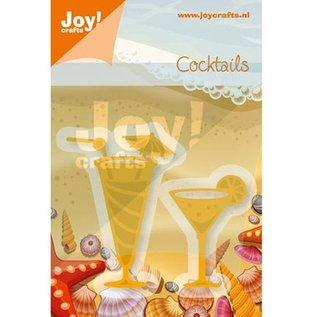 Joy!Crafts / Jeanine´s Art, Hobby Solutions Dies /  Ponsen en embossing sjabloon, glazen