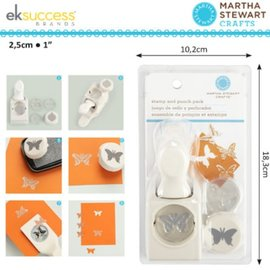 EK Succes, Martha Stewart Martha Stewart, stempler og slag: Butterfly