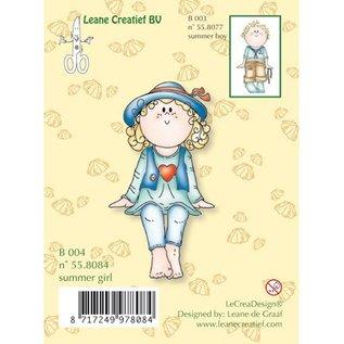 Leane Creatief - Lea'bilities und By Lene Clear stempels, Bambini meisjes