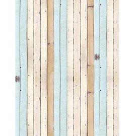 Studio Light A4 achtergrond vel - hout Designbogen
