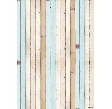 Studio Light A4 baggrund ark - træ Designbogen