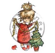 Marianne Design Transparent Stempel, Snoesjes - Tiny Weihnachtsbaum