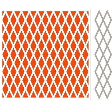 Marianne Design Cartelle in rilievo + template pugno