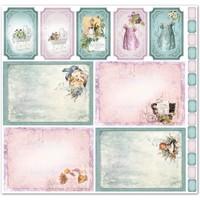 "LaBlanche Design Paper ""Children / Baby 6"" nostalgi Pure! LAST designpapir"