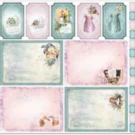 """LaBlanche LaBlanche Design Paper """"Children / Baby 6"""" nostalgia Pure! LAST designer papers"""