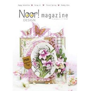 Bücher, Zeitschriften und CD / Magazines Noor Designer Magazine nr.6 - back in stock