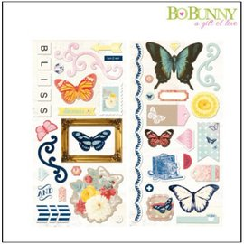 BO BUNNY Bo Bunny Sweet Life aggloméré