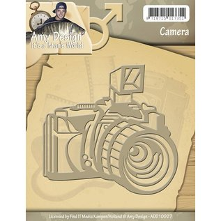 AMY DESIGN AMY DESIGN, Cutting en embossing stencils Camera