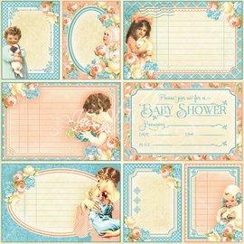GRAPHIC 45 Precious Memories, baby / barn