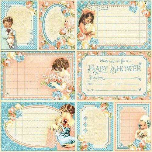 GRAPHIC 45 Precious Memories, Baby / Child