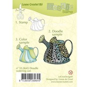 Leane Creatief - Lea'bilities und By Lene Clear stamps, Leane Creative Watering Can