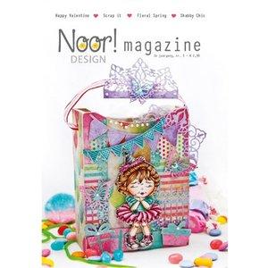 Bücher, Zeitschriften und CD / Magazines Noor Magazine - Noor 2015 Design Magazine n ° 5