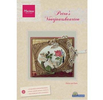 Bücher, Zeitschriften und CD / Magazines Magazine, Petras Spring Cards af Marianne Design (NL)