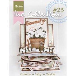 Bücher, Zeitschriften und CD / Magazines Zeitschrift, the Collection Nr 26 von Marianne Design (NL)