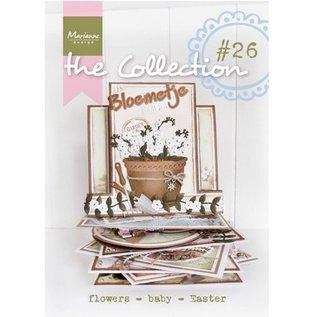Bücher, Zeitschriften und CD / Magazines Tijdschrift, de # 26 Collectie van Marianne Design (NL)