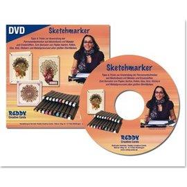 Bücher, Zeitschriften und CD / Magazines Sketch markers DVD