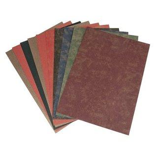 Karten und Scrapbooking Papier, Papier blöcke Patterned Paper set A4, 10 sheets range