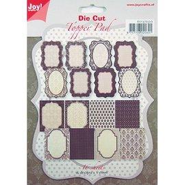 Joy!Crafts / Jeanine´s Art, Hobby Solutions Dies /  8 x 2 Designer Labels