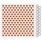 Marianne Design Embossingfolder + punch template hart