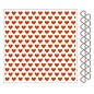Marianne Design Embossingfolder + punch template heart