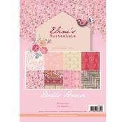 Karten und Scrapbooking Papier, Papier blöcke Papers Piuttosto - A4 - di Eline Doll House
